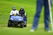 Can our club ban golf buggies?