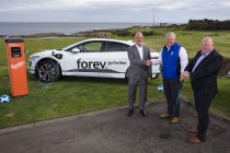 Crail Golfing Society to have electric car charging points installed