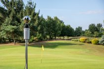Biral's lightning warning system now distributed by Reesink Turfcare