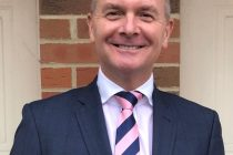Jeremy Tomlinson named as the new chief executive of England Golf