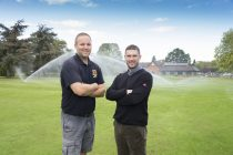 Stratford-On-Avon Golf Club upgrades its irrigation system