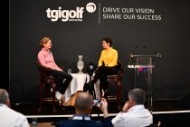 Mathew and McGinley star at TGI Golf Business Conference