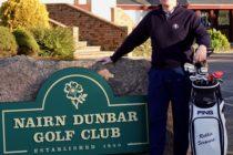 Meet the director of golf: Nairn Dunbar Golf Club's Robbie Stewart