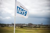'Support the NHS and HSE' flags launched for golf clubs
