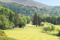 Largs Golf Club already has 300 members booked to play this weekend