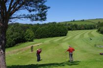 Several golf courses in Wales have already reopened