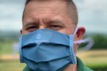 Branded face masks launched for golf clubs