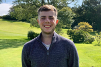 Britain's youngest golf club manager named as Ben Slater