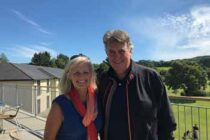 Meet the golf club directors: Clare and Graham Bond