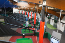 Driving range sees 73,000 balls hit in one day