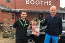 Golf club forms partnership with supermarket to help vulnerable residents