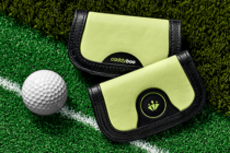 Introducing a revolutionary towel that will leave your golf ball spotless