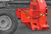 Reesink Agriculture named as the new distributor for AgriMetal blowers and sweepers