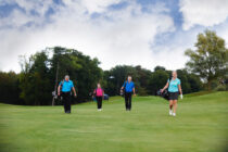 Golf participation in October was still soaring