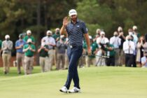Johnson the bookmakers' favourite as all eyes turn to Augusta for the Masters