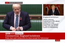 Boris Johnson dashes hopes that golf will win lockdown reprieve