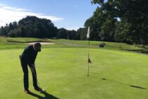 One council takes over the running of a golf course while another hopes to