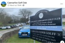 This picture suggests all UK golf courses are going to be very busy, very soon