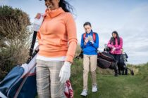 Participation has grown by more than two million golfers in the last year