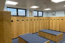 What makes a standout changing room?