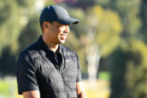 Tiger Woods: My goal right now is walking on my own