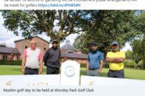Golf club to host 'Muslim golf day'