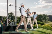England Golf relaunches its 'Membership: Give it a Shot' campaign