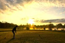 Another golf course saved by the participation surge