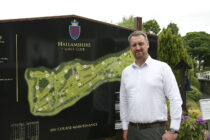 Meet the golf club manager: James Glover