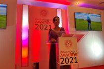 The England Golf awards winners