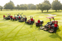 Glenbervie Golf Club opts for the Reesink ReeAssure maintenance plan