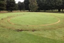 'Heartbreaking' as vandals tear up green at Gloucestershire golf club
